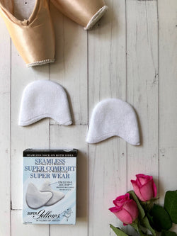 Pillows for Pointes Gellows Pointe Shoe Pads Ballet Accessories Australia