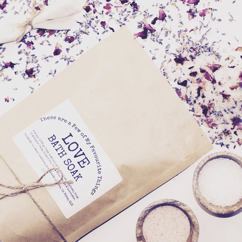 Love Organic Bath Soak from Ma Cherie Dancewear Australia