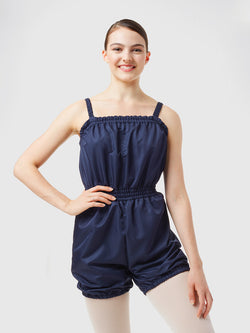 Gaynor Minden Micro-Tech Romper - Midnight Blue available from Ma Cherie Dancewear Australia
