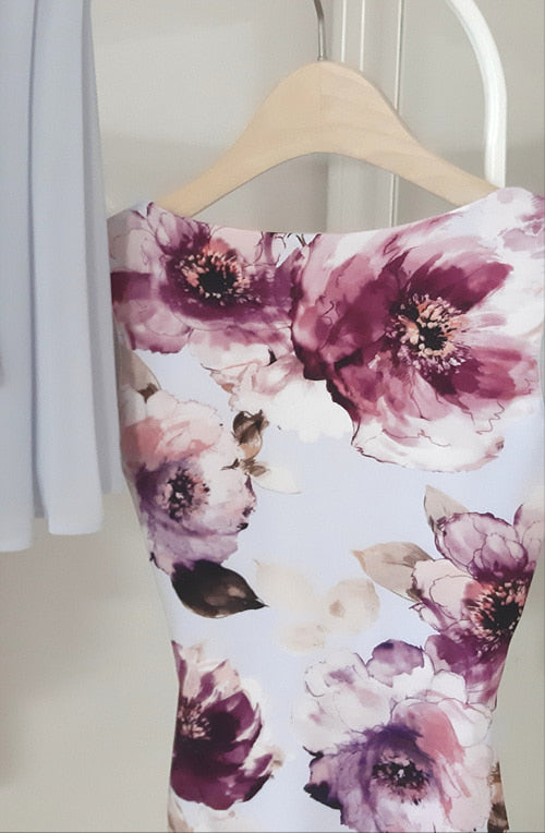 Peony Dance Leotard from Sissone Wear available from Ma Cherie Dancewear Australia.