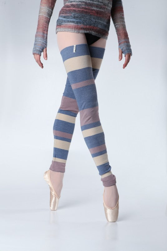 Merino Wool Luxury Ballet Legwarmers made in Russia, from Ma Cherie Dancewear Australia