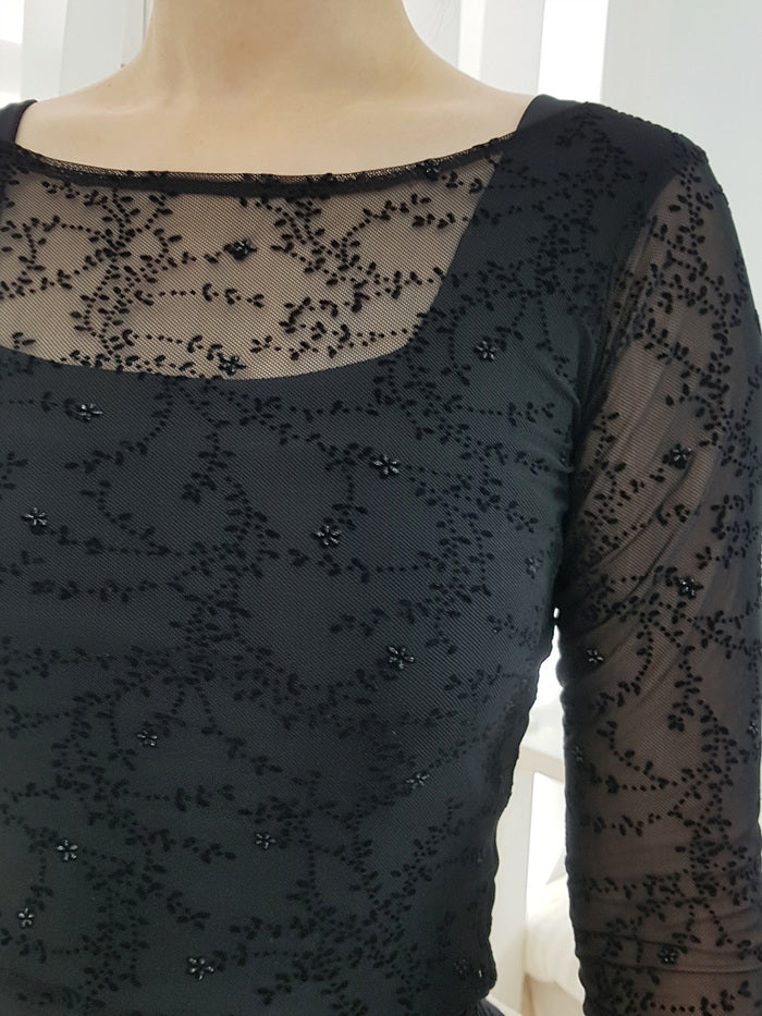 Lace dance warmer tops - Ma Cherie Dancewear Australia