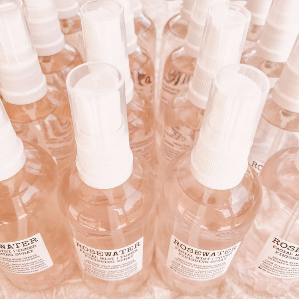 Rosewater Facial Mist from Ma Cherie Dancewear Australia