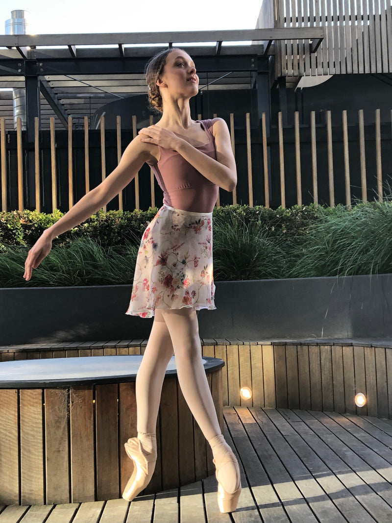 Unique ballet wrap skirts - Ma Cherie Dancewear Australia