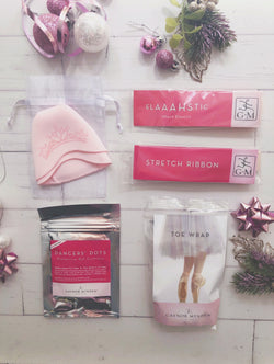 Gaynor Minden Ultimate Pointe Shoe Christmas Gift Package - Dancewear Australia