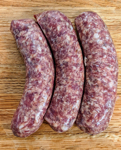 Fresh Pork Bratwurst 1.4-1.6 lb