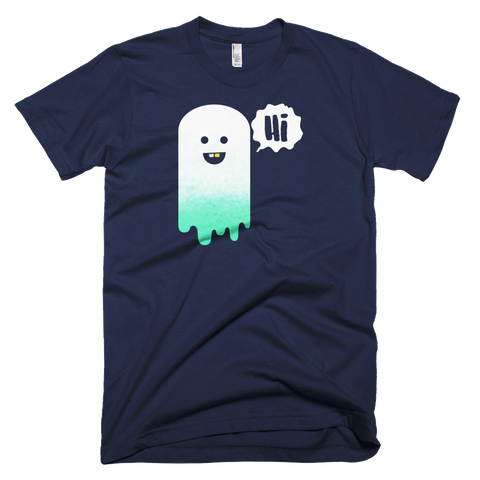 Ghostly greetings tee