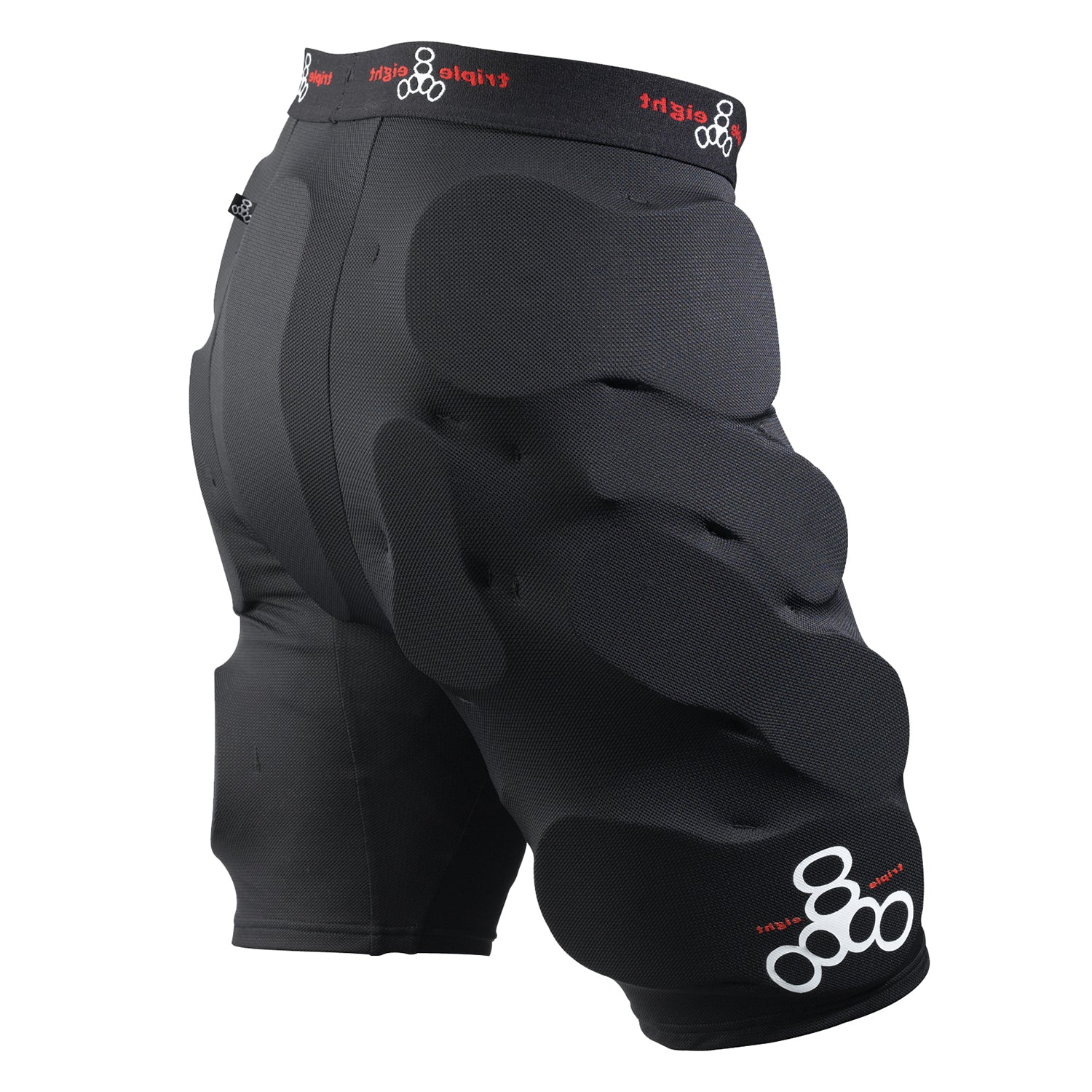 TRIPLE 8 BUMSAVERS PADDED SHORTS