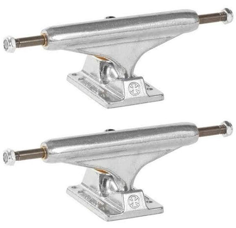INDEPENDENT - SILVER STANDARD  SKATEBOARD TRUCKS