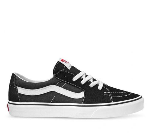 Vans Skate SK8-Low Black / White