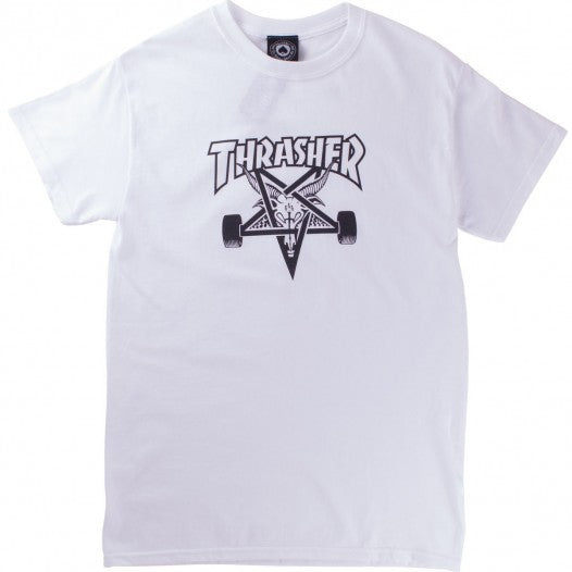 THRASHER - SKATEGOAT MENS TEE WHITE