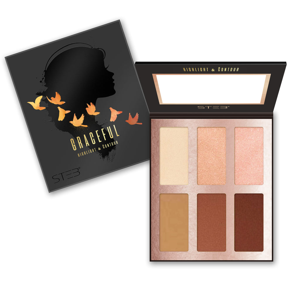 Graceful HIghlight & Contour Palette