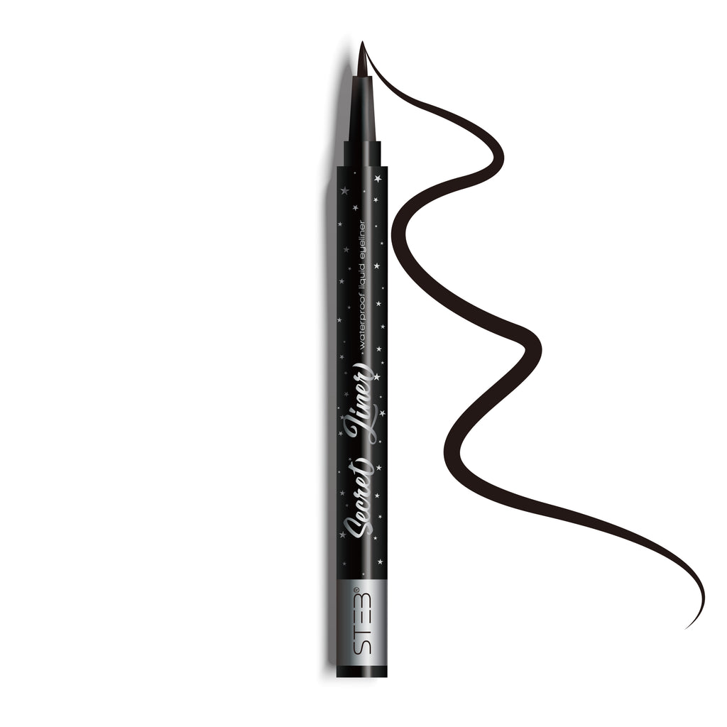 Secret Liquid Eye Liner Black