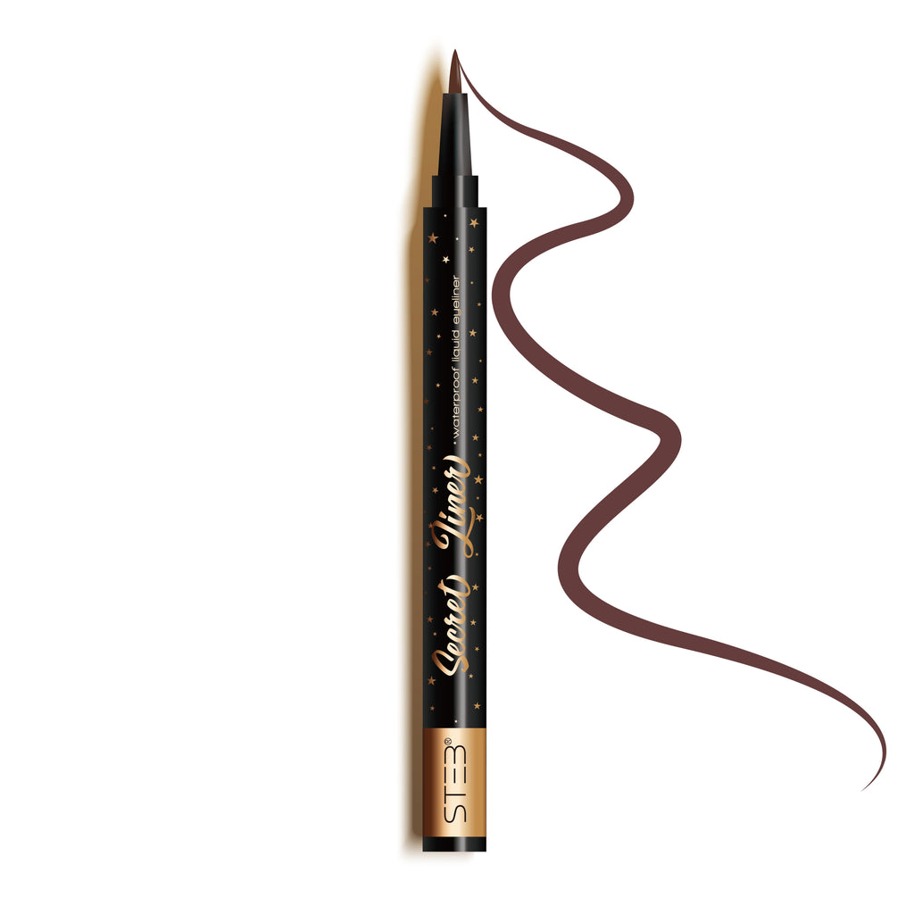 Secret Liquid Eye Liner Brown