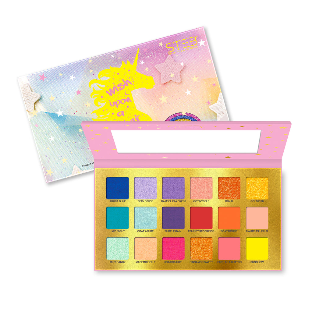 Wish Upon a Star 18 color Eyeshadow