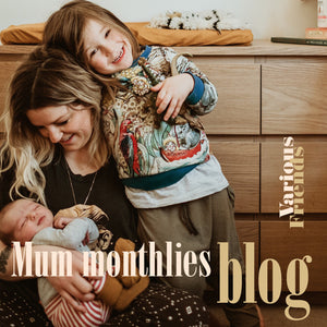 Mum Monthlies Cancer Child-Kate Smedley