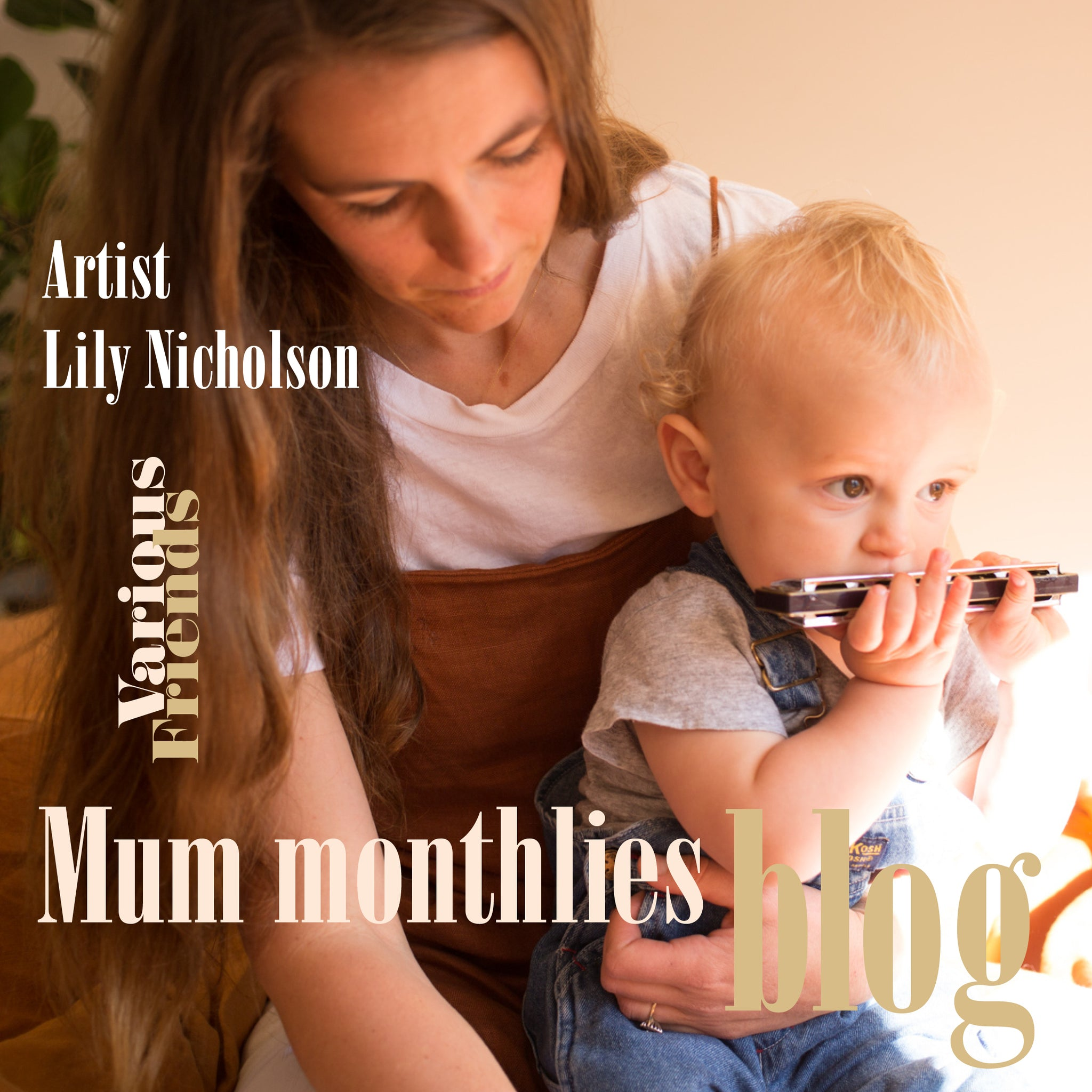Mum Monthlies Leo Child- Lily Nicholson