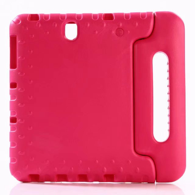 Shockproof EVA Tablet Case for Samsung Galaxy Tab S3 9.7 T820 T825 SM-T820 Kids Case Cover Stand Tablet Shell Handle Funda