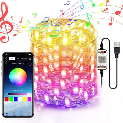 Smart Bluetooth Christmas Lighting