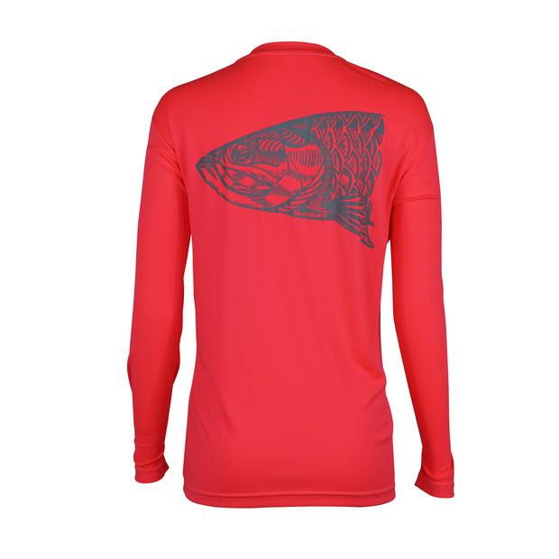 Sodium Coral Tarpon Long Sleeve