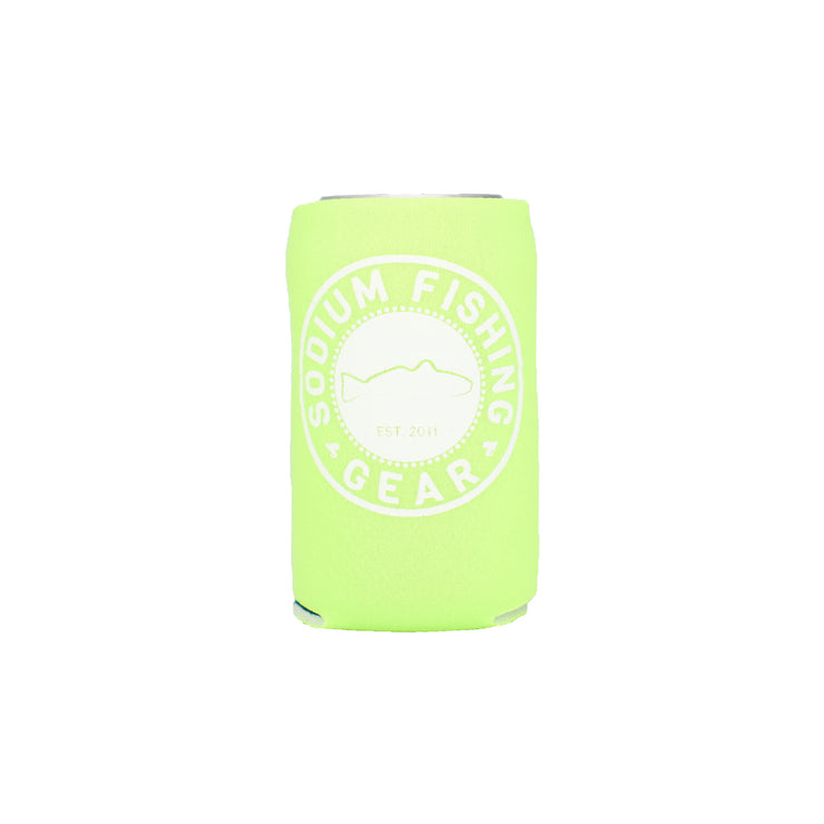 SFG Lime Green Can Coozie