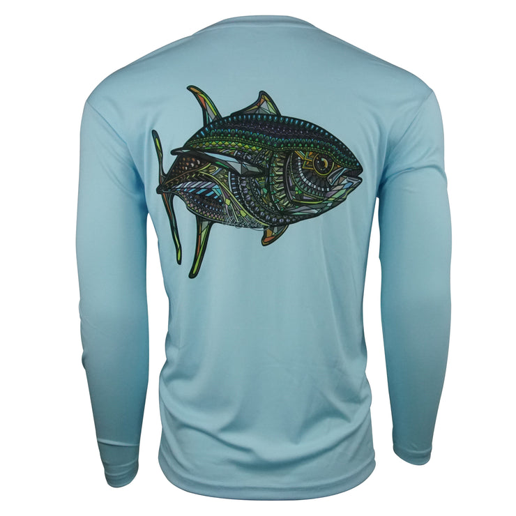 Sodium Blue Larko Tuna Long Sleeve