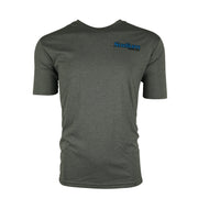 Grey Florida Redfish Short Sleeve