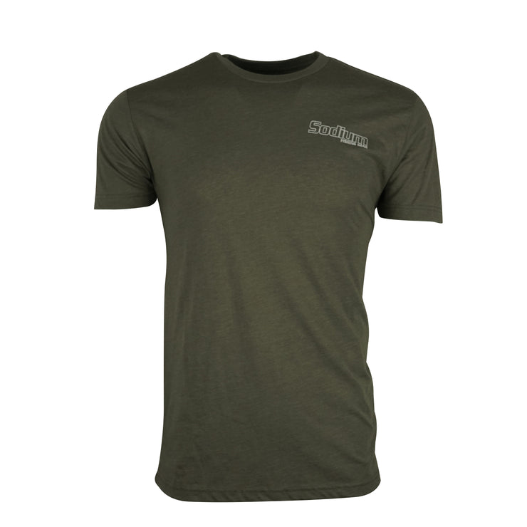 Redfish Charcoal Short Sleeve