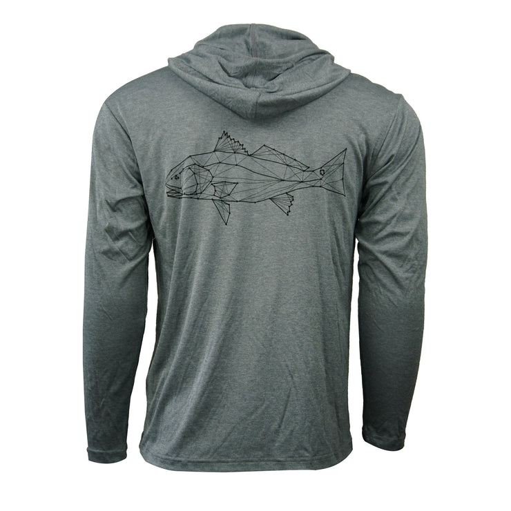 Sodium Heather Grey Constellation Hoodie