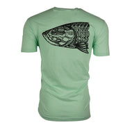 Seafoam Cotton Tarpon Short Sleeve