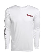 White Element Redfish Long Sleeve