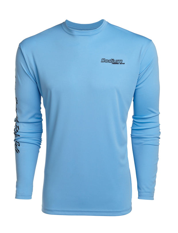 Sky Blue Larko Tarpon Long Sleeve