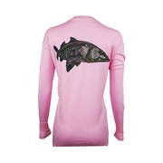 Women's Pink Larko Snook Long Sleeve