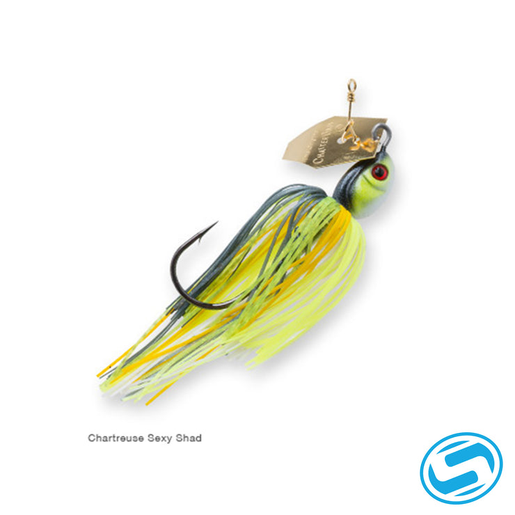 Zman Chartreuse Sexy Shade Chatterbait Project Z