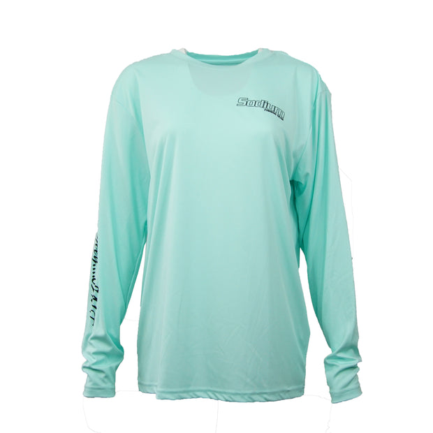 Women's Seafoam Larko Tuna Long Sleeve