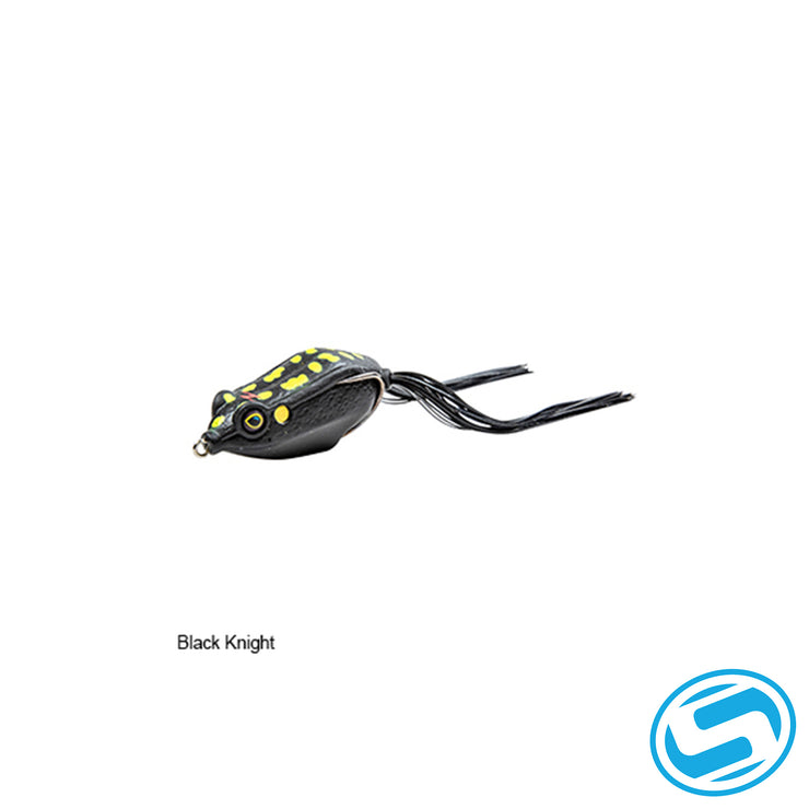 "Leap FrogZ™ 2.75"" Walking Frog (Black Knight)"
