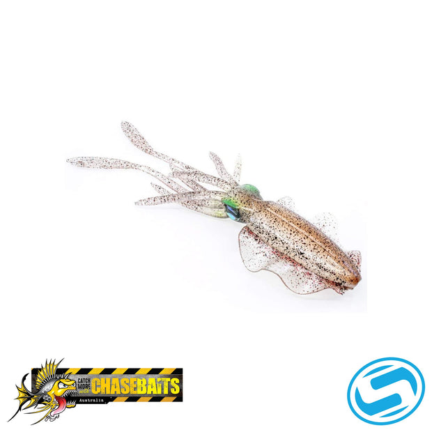 Chasebaits Ultimate Squid (Market Squid) 7.8""