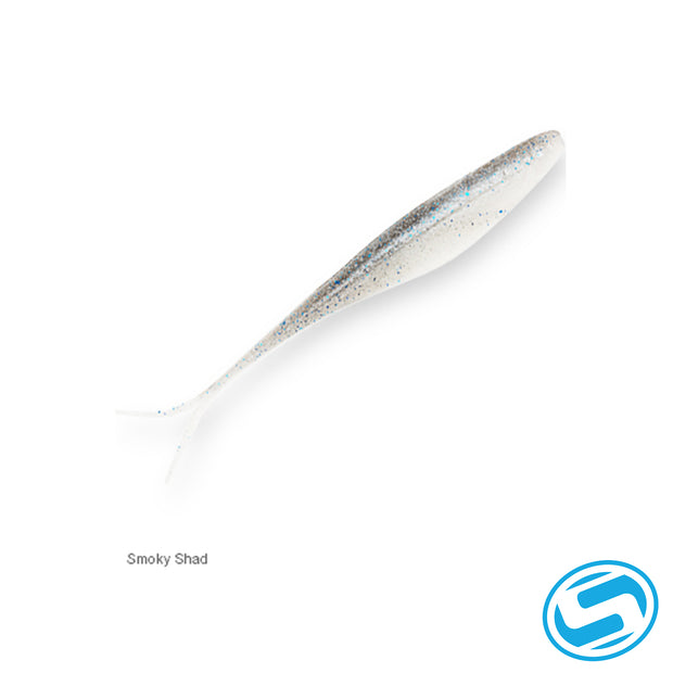 "Zman Smokey Shad 5"" Scented Jerk ShadZ"