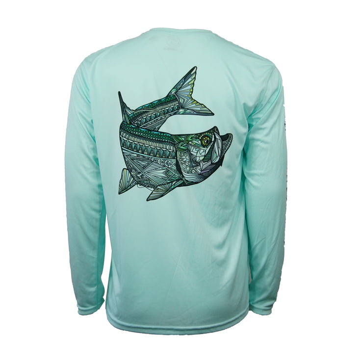 Men's Seagrass Larko Tarpon Long Sleeve