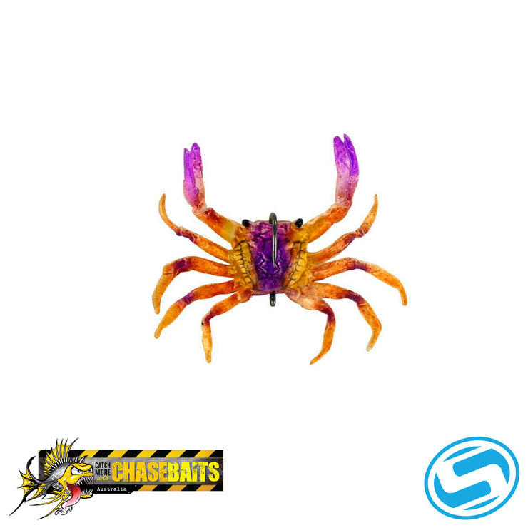 Chasebaits Crusty Crab (Purple Fiddler)