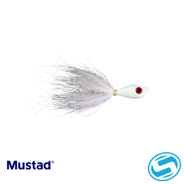 Mustad Big Eye Buck Tail Jig 6oz