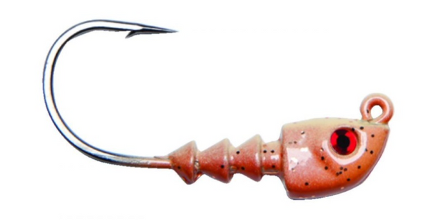 Bass Assassin JA Series Jighead (4 Pack)
