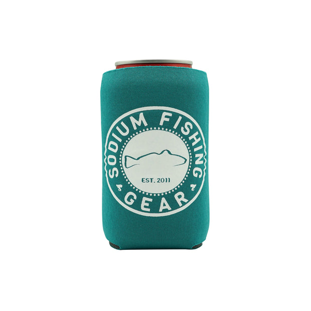 Can Coozie Sea Foam