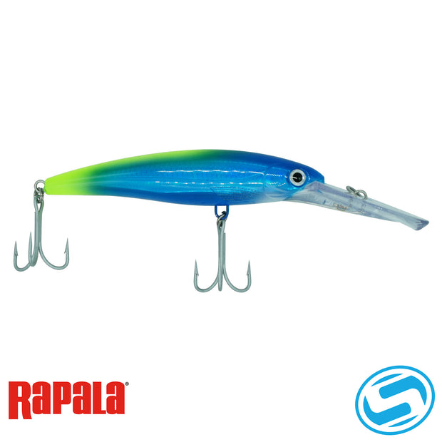 Rapala X-Rap Magnum 40 (Yellow Fusilier UV)