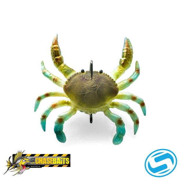 Chasebaits Smash Crab (Atlantic Blue)
