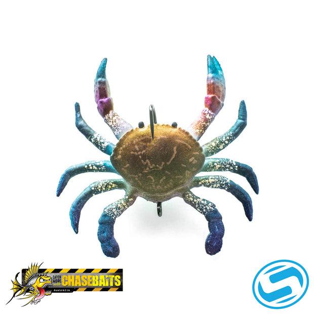 Chasebaits Smash Crab JNR (Blue Swimmer)