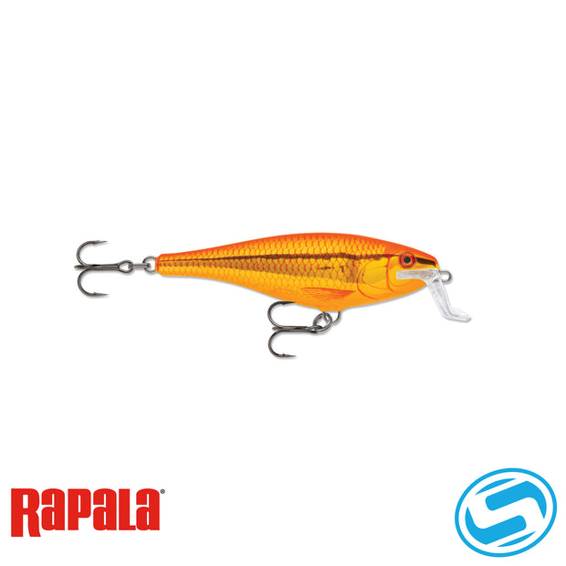 Rapala Super Shad Rap 14 (Fire Tiger)