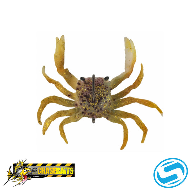 Chasebaits Crusty Crab (Gold Fleck)