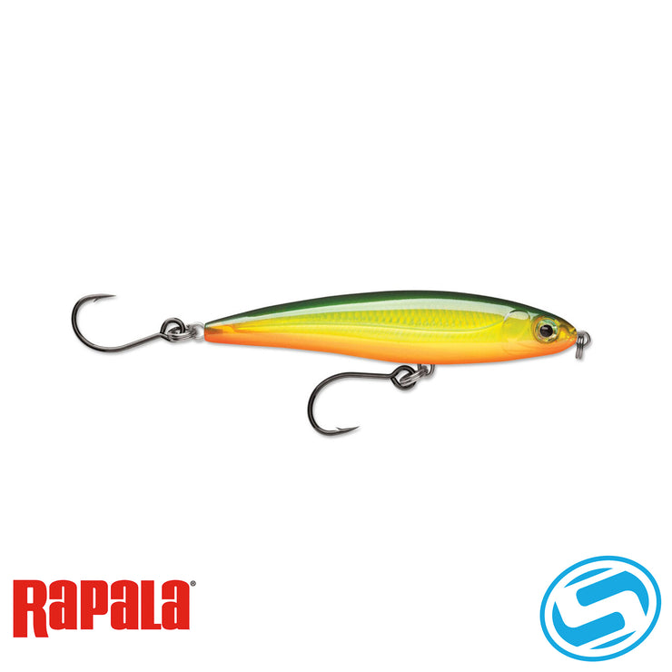 Rapala Twitchin Minnow (Hot Olive)