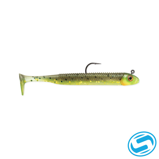 "Storm 3.5"" 360 GT Swimbaits (Hot Olive)"